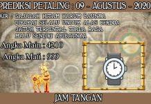 PREDIKSI TOGEL PETALING HARI MINGGU 09 AGUSTUS 2020