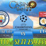 PREDIKSI MANCHESTER CITY VS OLYMPIQUE LYONNAIS 16 AGUSTUS 2020