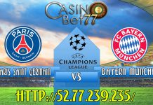 Prediksi Final Liga Champions: PSG vs Bayern Munchen 24 Augustus 2020