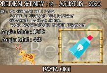 PREDIKSI TOGEL SYDNEY HARI JUMAT 14 AGUSTUS 2020