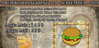 PREDIKSI TOGEL HONGKONG HARI KAMIS 24 SEPTEMBER 2020