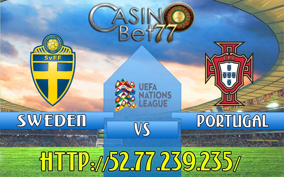 Prediksi Swedia vs Portugal 9 September 2020
