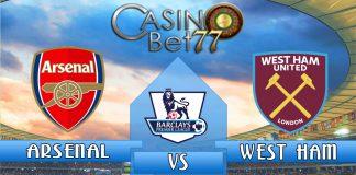 Prediksi Arsenal vs West Ham 20 September 2020