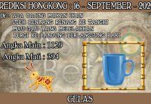 PREDIKSI TOGEL HONGKONG HARI RABU 16 SEPTEMBER 2020