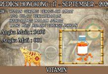PREDIKSI TOGEL HONGKONG HARI KAMIS 17 SEPTEMBER 2020
