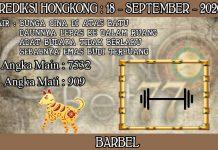 PREDIKSI TOGEL HONGKONG HARI JUMAT 18 SEPTEMBER 2020