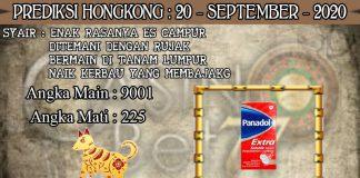 PREDIKSI TOGEL HONGKONG HARI MINGGU 20 SEPTEMBER 2020
