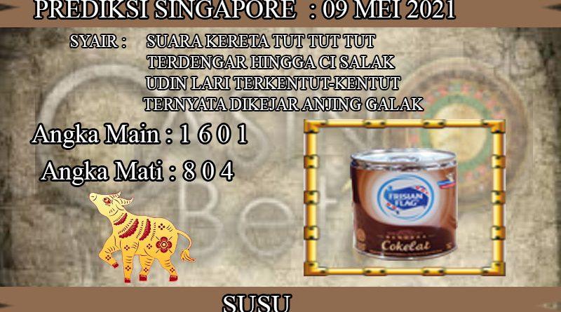 PREDIKSI TOGEL SINGAPORE HARI MINGGU 09 MEI 2021