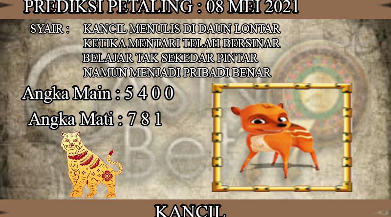 PREDIKSI TOGEL PETALING HARI SABTU 08 MEI 2021