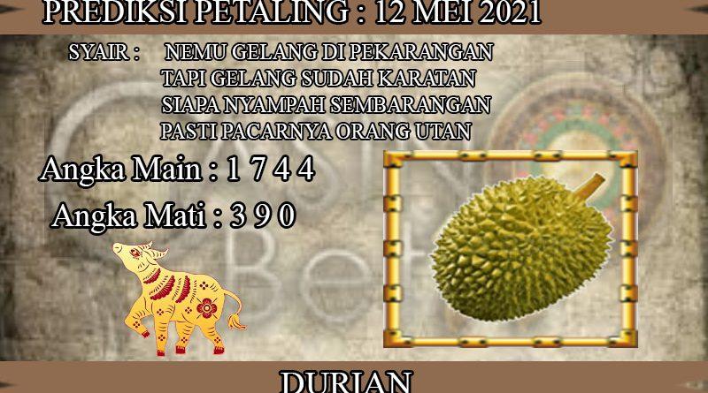 PREDIKSI TOGEL PETALING HARI RABU 12 MEI 2021