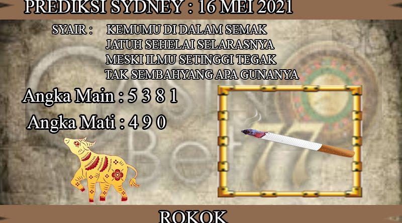 PREDIKSI TOGEL SYDNEY HARI MINGGU 16 MEI 2021