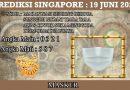 PREDIKSI TOGEL SINGAPORE HARI SABTU 19 JUNI 2021