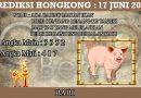 PREDIKSI TOGEL HONGKONG HARI KAMIS 17 JUNI 2021