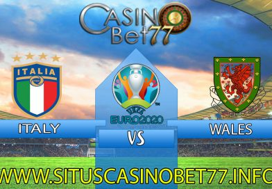 Prediksi Bola Euro Italia vs Wales 20 Juni 2021