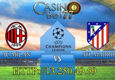 Prediksi AC Milan vs Atletico Madrid 29 September 2021