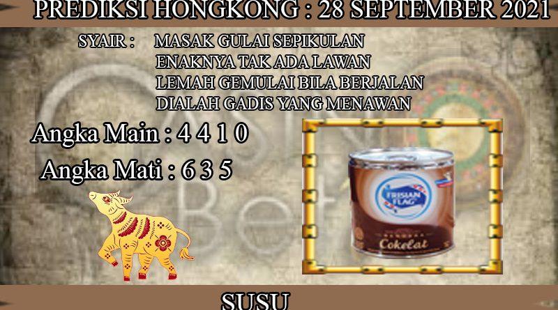 PREDIKSI TOGEL HONGKONG HARI SELASA 28 SEPTEMEBER 2021